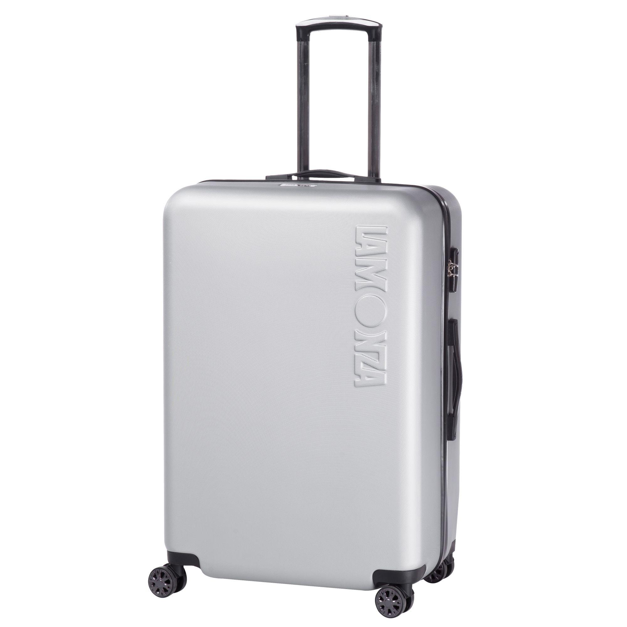 Troler Steelcase 75x50x31 cm, 4 kg, argintiu