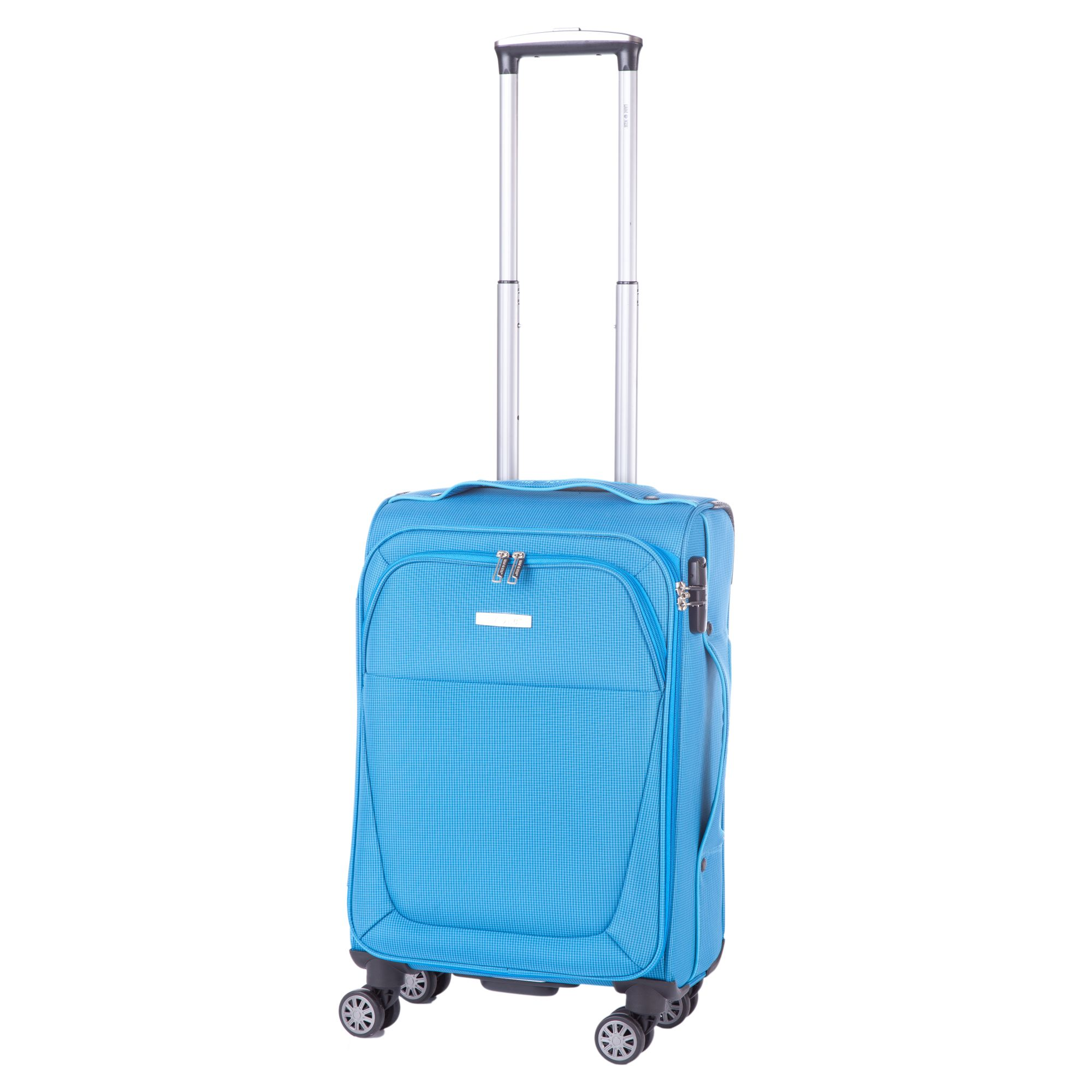 Troler Omni 55x36x22 cm, 2.4 kg, albastru
