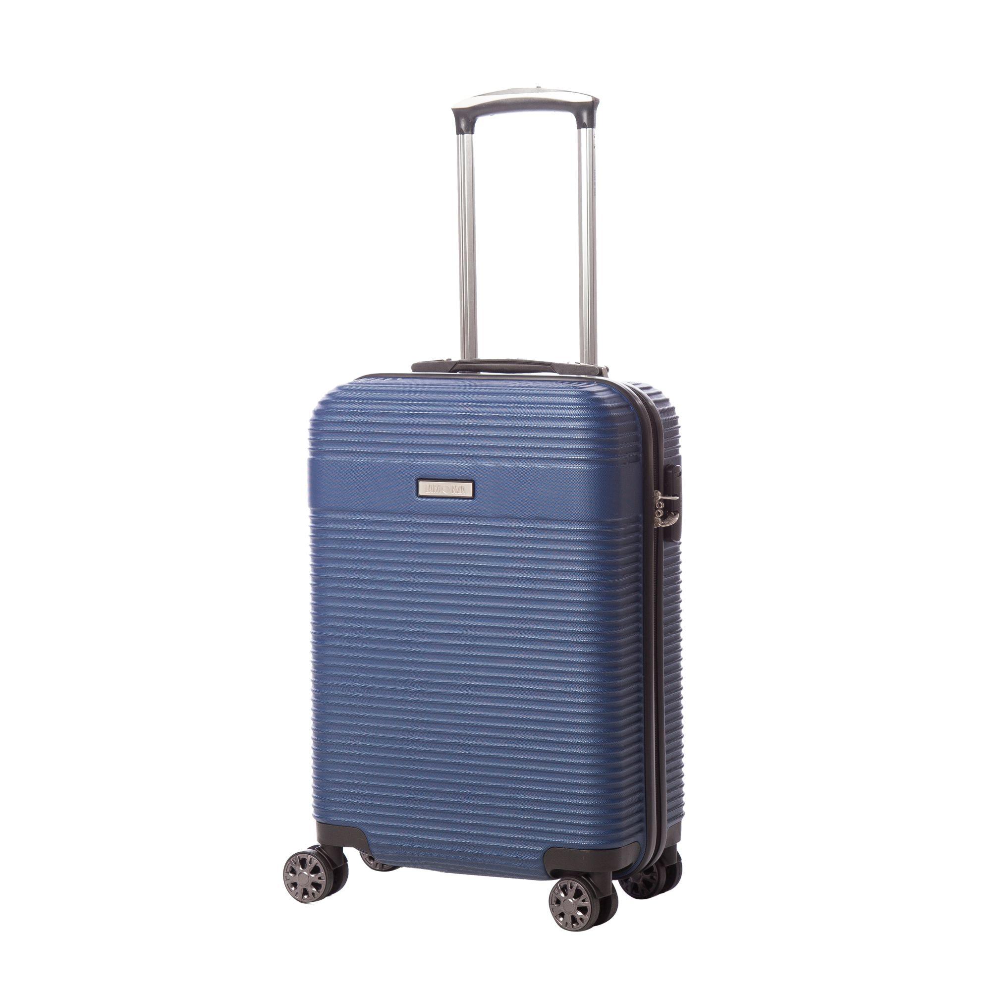 Troler Uptown 55x36x22 cm, 2.45 kg, albastru