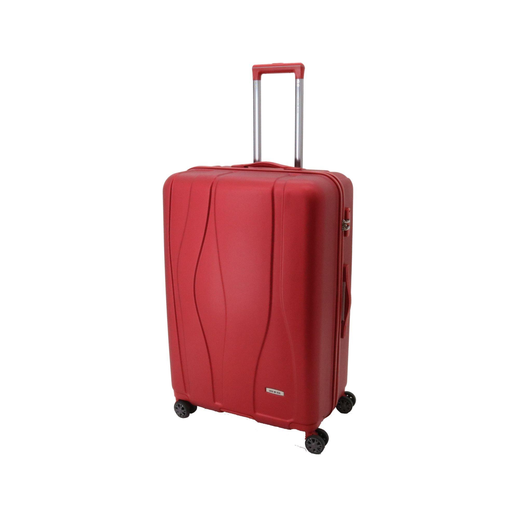 Troler Civic 68x45x25 cm, 3.10 kg, rosu